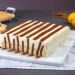 Pastel de galletas de chocolate: un postre fácil, rápido… ¡y sin horno!
