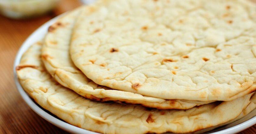 Aprende a cocinar pan de pita casero, riquísimo y sano