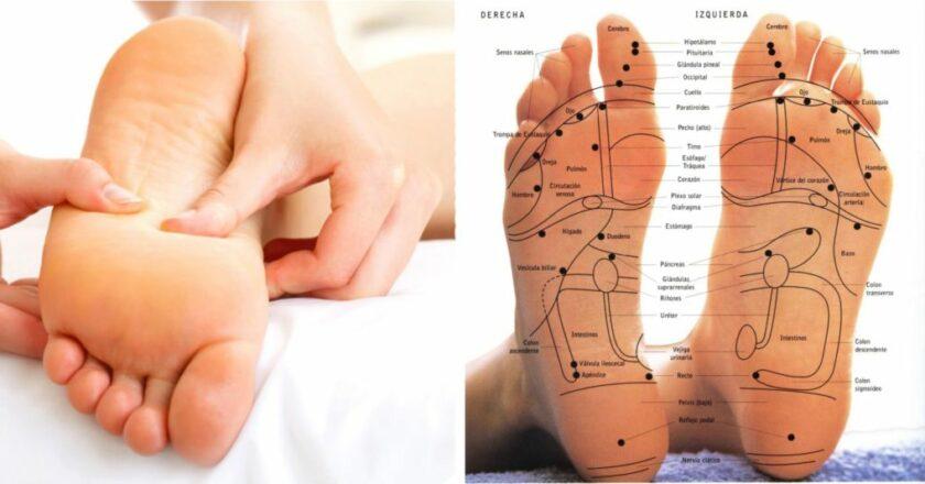 10 beneficios de masajear tus pies antes de irte a dormir.