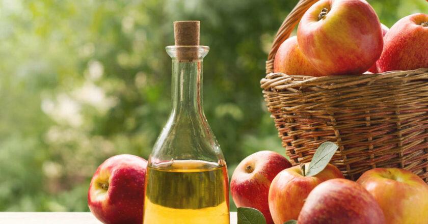Usos y beneficios del vinagre de manzana