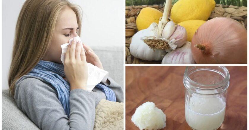 Remedio natural para terminar con la tos y la flemas de los pulmones