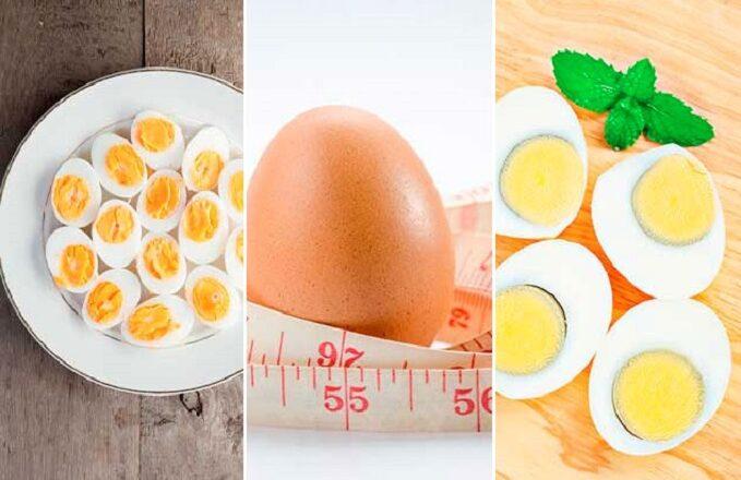 ¿Conoces la dieta del huevo cocido?