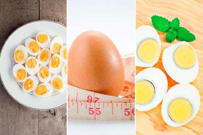 dieta del huevo cocido